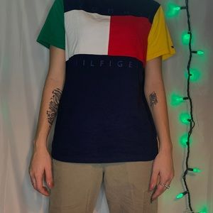 Tommy Hilfiger Colorblock Tee
